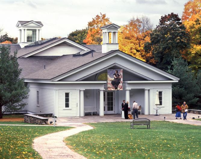 Norman Rockwell Museum (exterior)