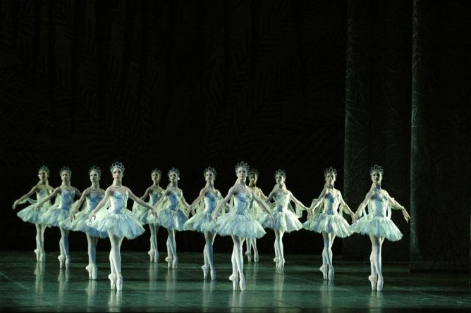 La Bayadère: a Classical Repertoire Piece