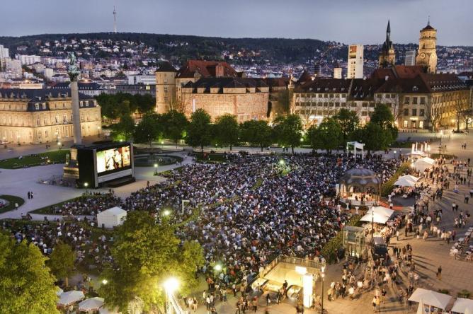 Stuttgart's International Festival of Animated Film