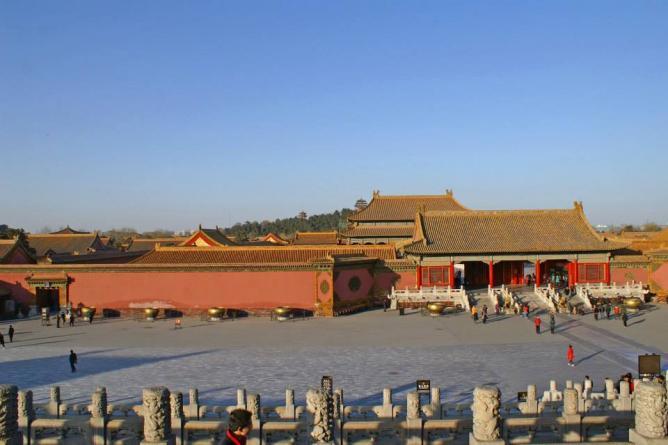 The Forbidden City | © James Norman