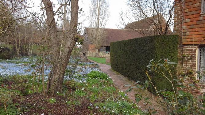 Sissinghurst - Delos From the Priest House