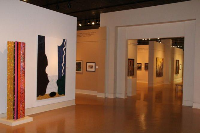 Story Gallery, Mississippi Museum of Art