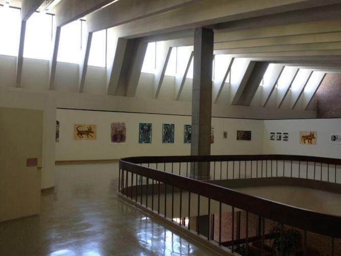 Lewis Art Gallery, Millsaps College