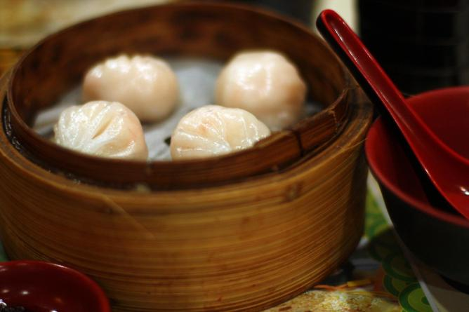 Dim Sum at Tim Ho Wan | © TomEats/Flickr