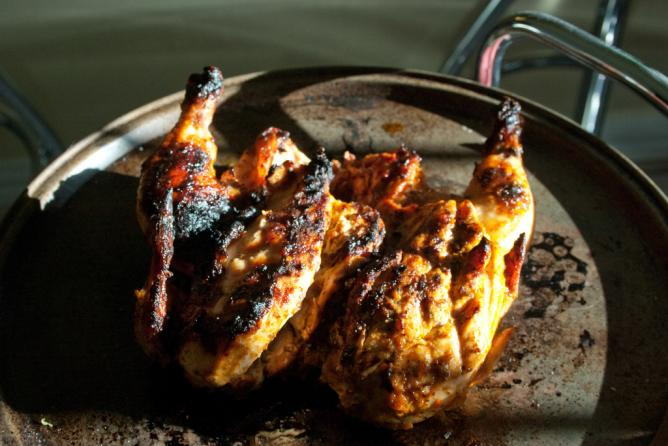Peri peri chicken | © mellowynk/Flickr