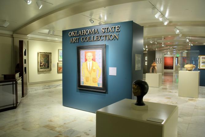 image courtesy of Oklahoma Arts Council and Oklahoma Legislative Services Bureau