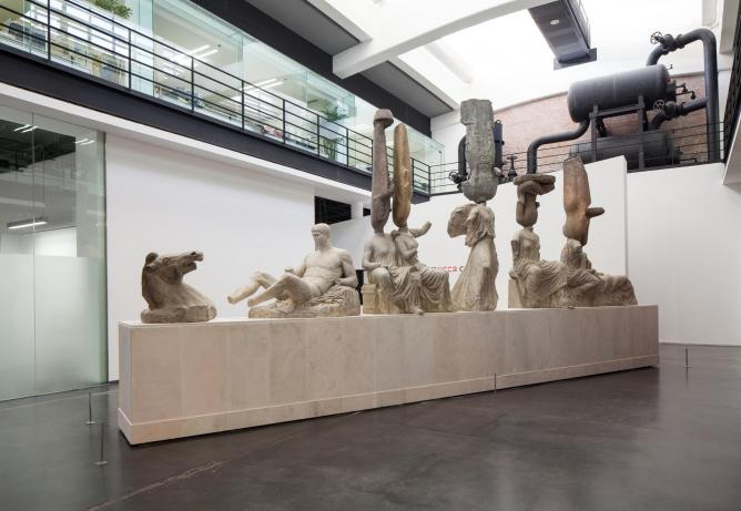 Xu Zhen 1 Installation View