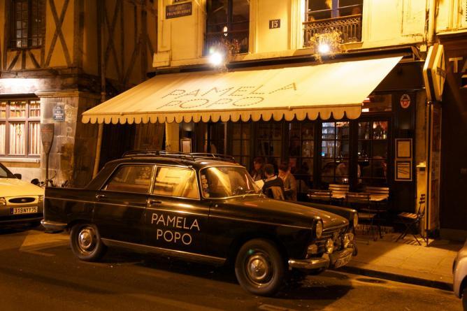 Restaurant Rue Fran Ef Bf Bdois Miron