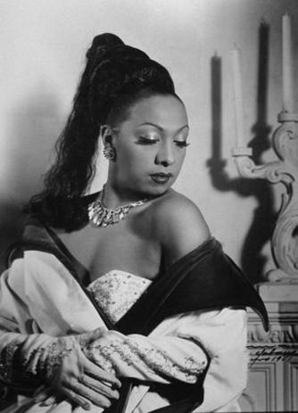 Josephine Baker in 1950 | © Rudolf Suroch/WikiCommons