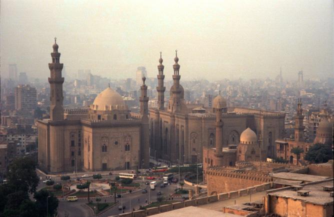 Egypt, Cairo, Cairo Citadel, Mosque