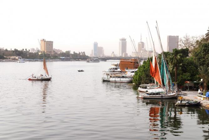 Cairo, Egypt, The Culture Trip, Nile