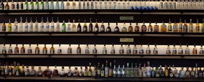 The bar at Figueira Rubaiyat | © Jimmy Baikovicius/Flickr