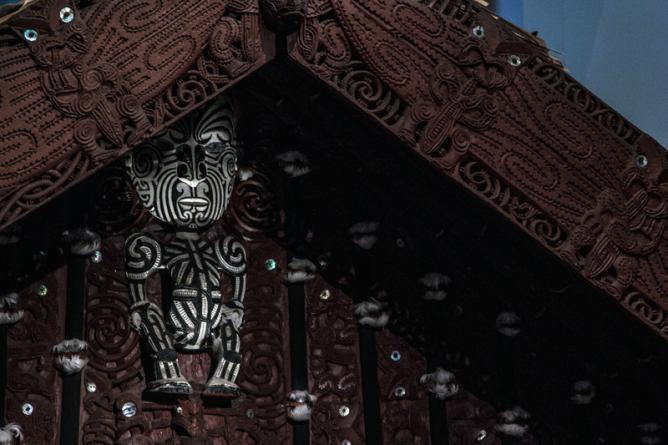 Te Papa Tongarewa Museum | © Juan Salmoral/Flickr