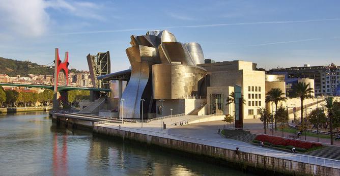 The Guggenheim Bilbao Making Art History