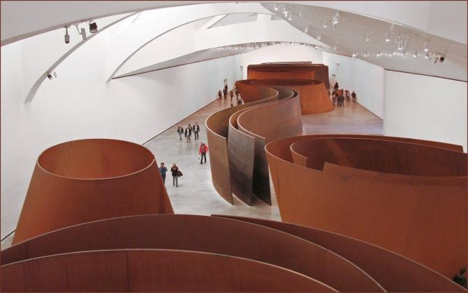the guggenheim bilbao making art history