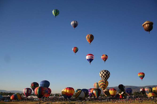 The Great Reno Balloon Race | © Ken Lund