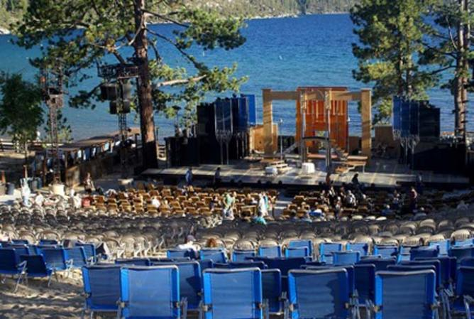 Lake Tahoe Shakespeare Festival | © ClatieK/Flickr