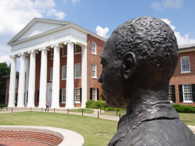University of Mississippi, Oxford, Mississippi