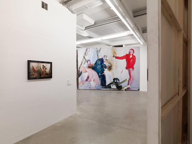 Gallery Van Weghe