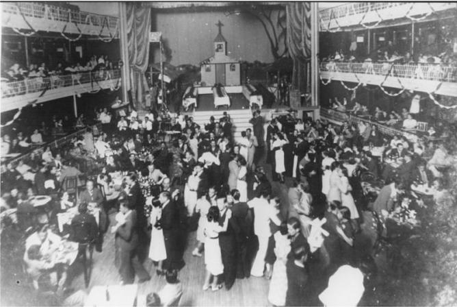 Festa Junina anos 30 - Teatro Municipal de São João da Boa Vista