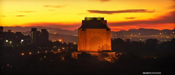 Voortrekker Monument, Pretoria, South Africa | © Helmut Schwarzer/Flickr
