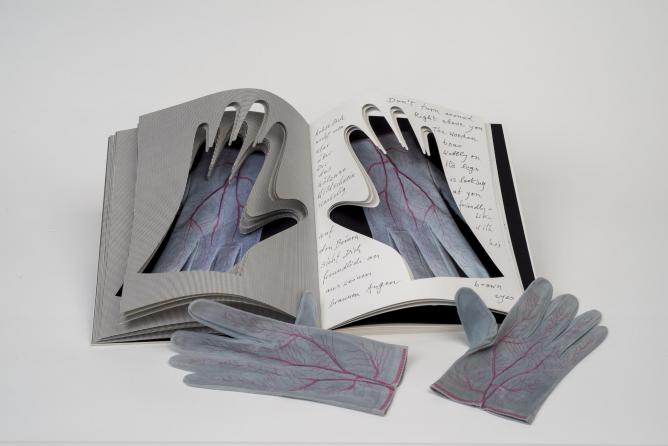 Meret Oppenheim, Gloves, 1985