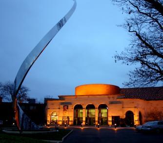 The exterior of the Dayton Art Institute, Dayton, Ohio | © Rick Dikeman/WikiCommons
