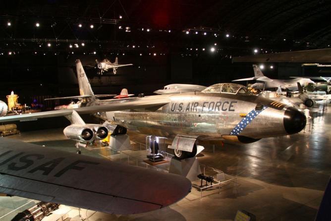 Air Force Museum | © D. Miller/Flickr