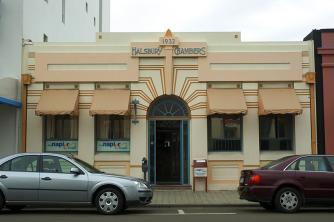 Napier Halsbury Chambers