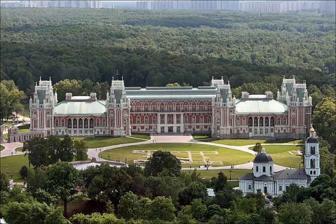 Tsaritsyno Museum