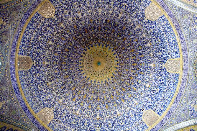 Imam Mosque (Masjed-e Imam, Esfahan, Iran | © Nick Taylor/ WikiCommons