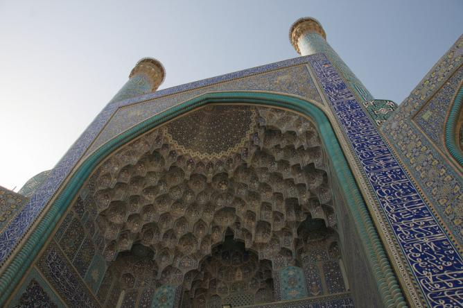 The Masjed-e Shah | © A. Davey/ Flickr