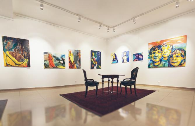 Vilnius Top 10 Contemporary Art Galleries You Should Visit