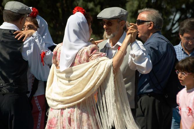 Virgen e la Paloma