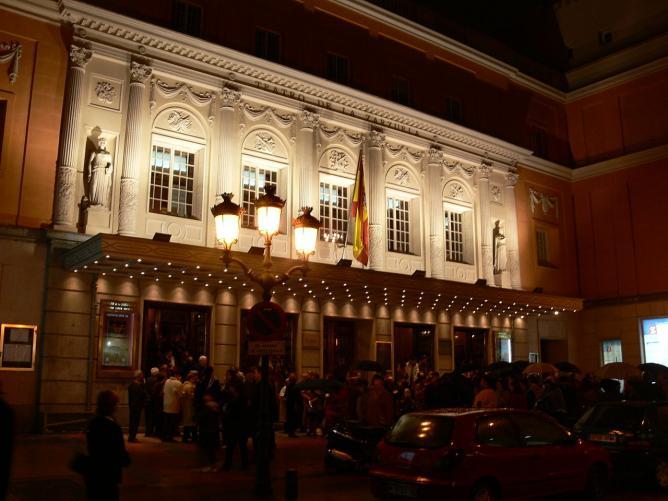 La Zarzuela Theatre