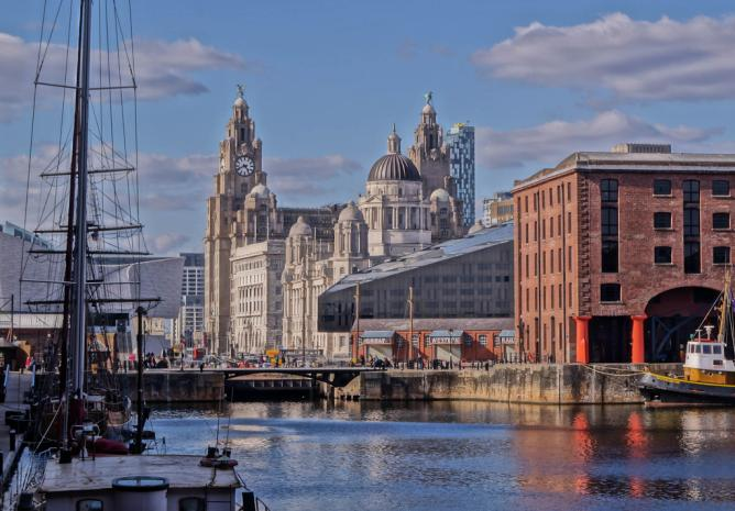 Picture Postcard Liverpool|© Beverley Goodwin