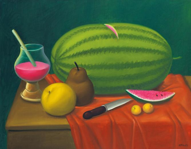 The Art of Fernando Botero: Colombia's 'Most Colombian' Artist