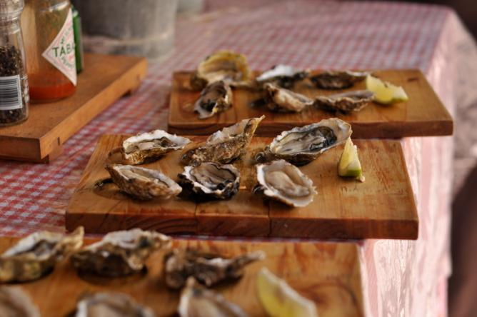 West Coast oysters | © Jason Bagley/Flickr