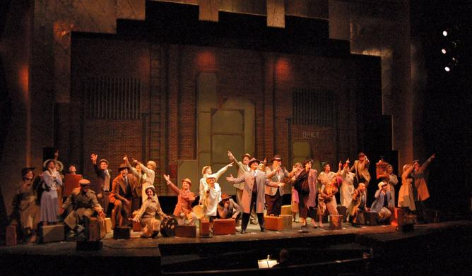 Naples Players 42nd street
