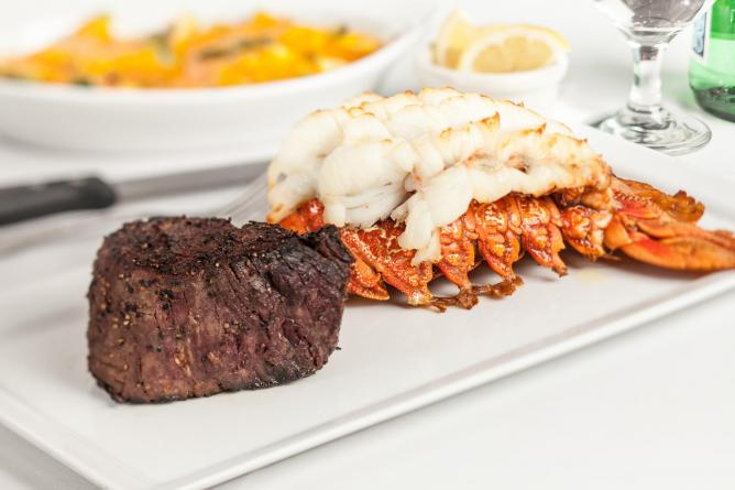 Christner's Surf & Turf | Courtesy Christner's Prime Steak & Lobster