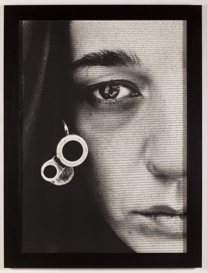 Iranian Artist Shirin Neshat A Life In Self Imposed Exile