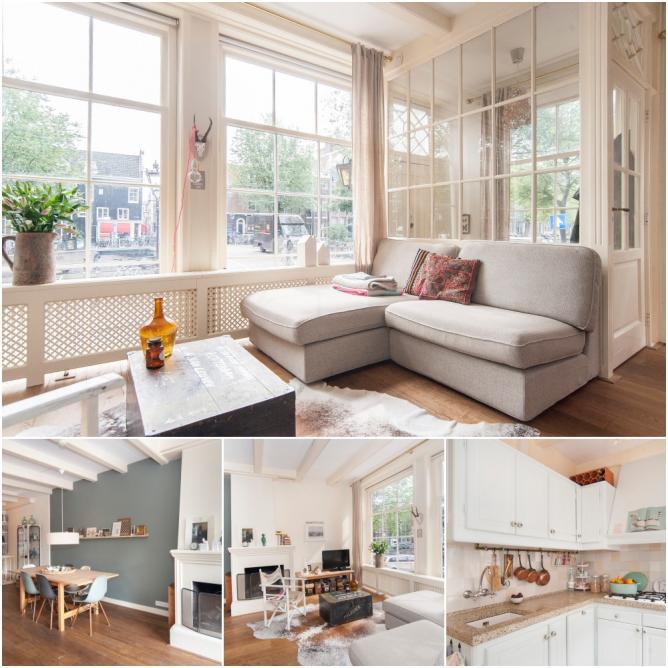 10 stunning airbnb apartments in amsterdam 39 s jordaan