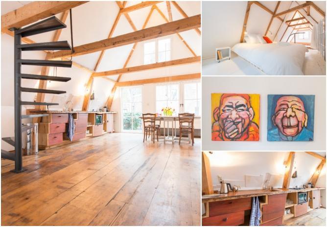 Amsterdam Airbnb apartment