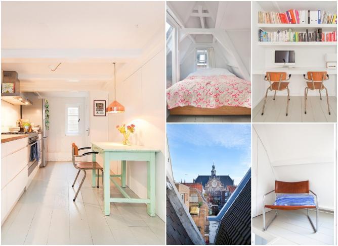 Amsterdam Airbnb flat