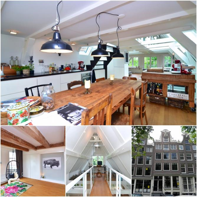 10 stunning airbnb apartments in amsterdam 39 s jordaan for Airbnb amsterdam