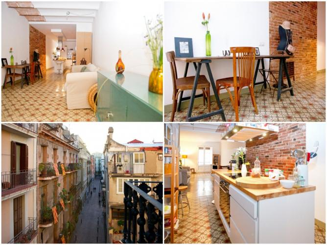 Charming flat in heart of gracia