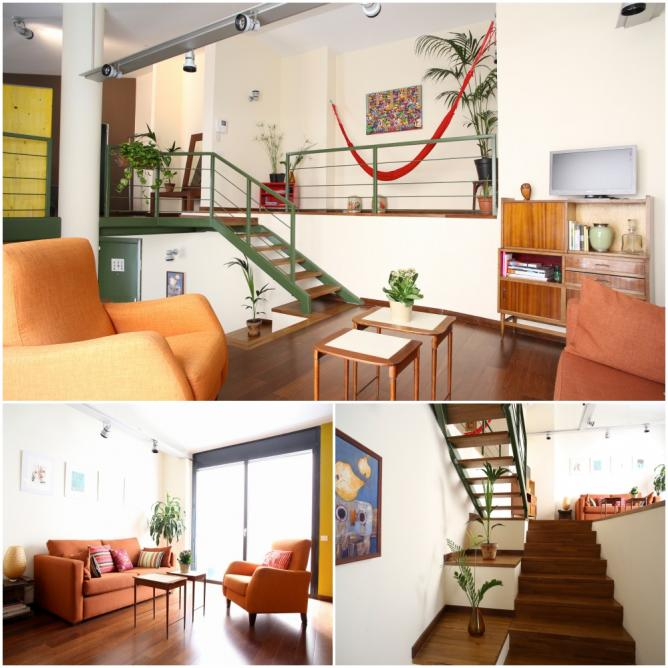 Beautiful Apartments: The 10 Most Beautiful Apartments On Airbnb In Gràcia