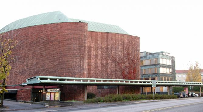 Aalto The House of Culture