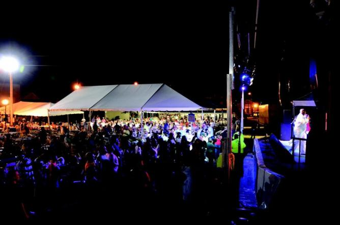 Sunflower River Blues and Gospel Festival