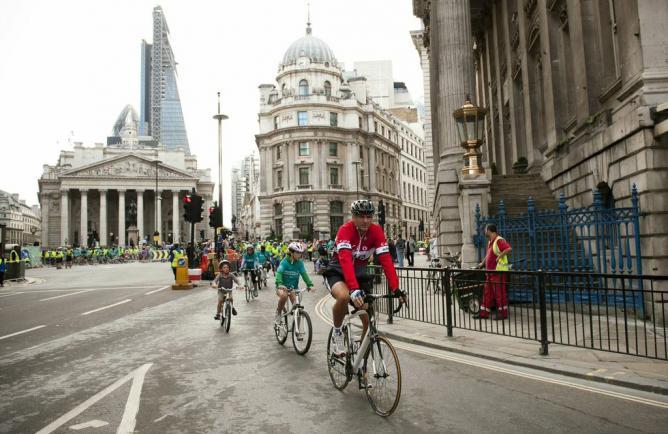 Alternative London Cycling Tours